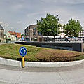 Rond-point à zulte (belgique)