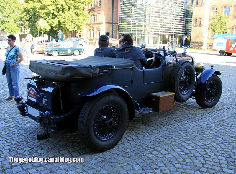 Delage D8 S open tourer de 1931 (Paul Pietsch Classic 2014) 02