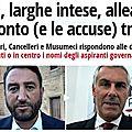 les quatre siciliens