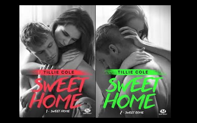 Sweet Home T1 et T2 de Tillie Cole