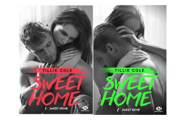 Sweet Home T1 et T2 de Tillie Cole