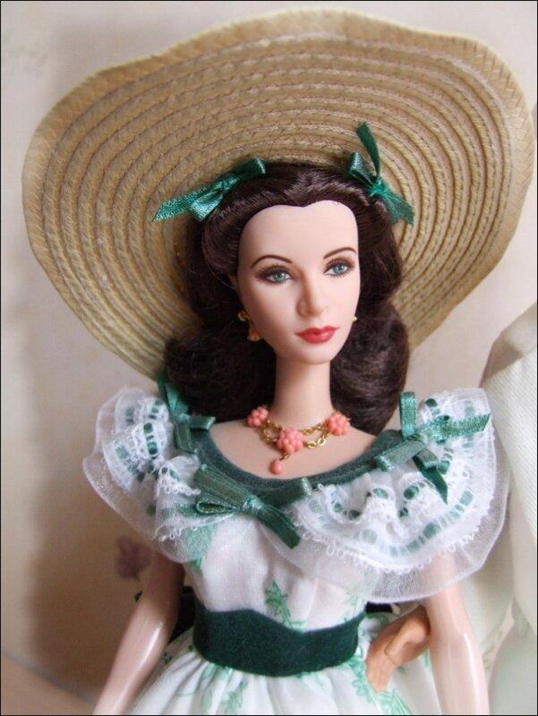 Barbie Autant en emporte le Vent (3)