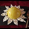 Tartelette framboise - citron revisitée