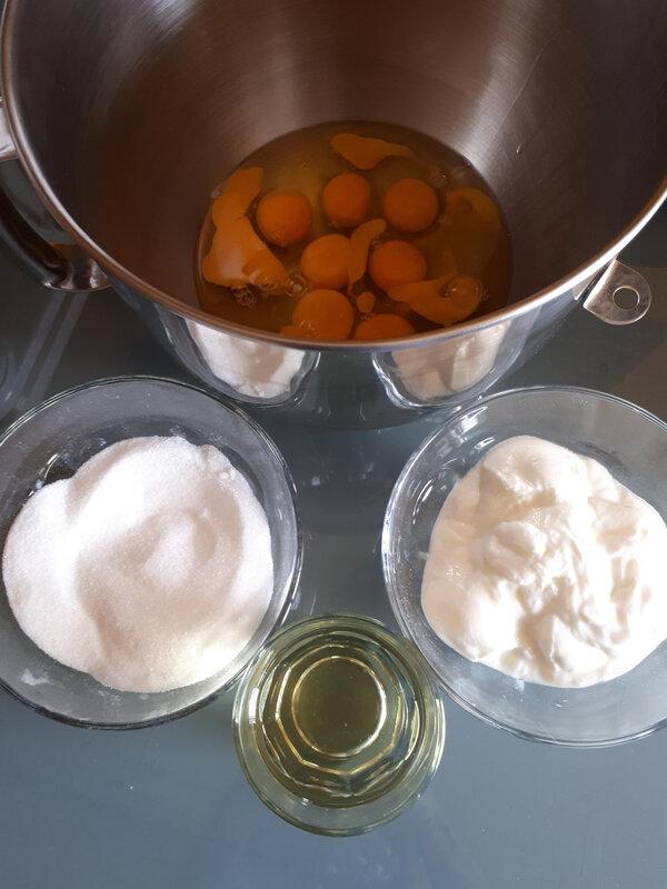 Gâteau au yaourt suite 012