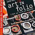 Art' in folio - rodez