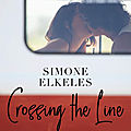 Crossing the line de simone elkeless