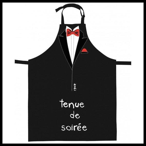 inv eat tablier tenue de soiree homme