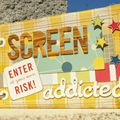Screen addicted