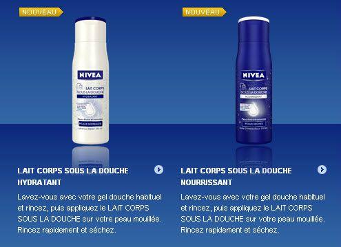 J Ai Teste Le Lait Hydratant Sous La Douche Journal D Une Beauty