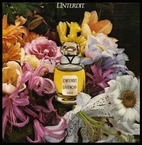 givenchy l interdit 1957 2