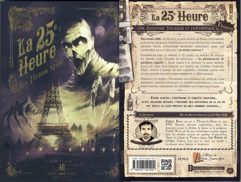 1 - La 25e heure - Feldrik Rivat