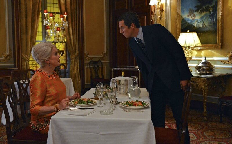 Mme Le Roux et Agnelet