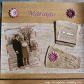 Mariage - 1ère page héritage