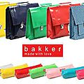 Rentrée 2014: collection bakker made with love