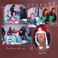 Réveillon Noël 2005