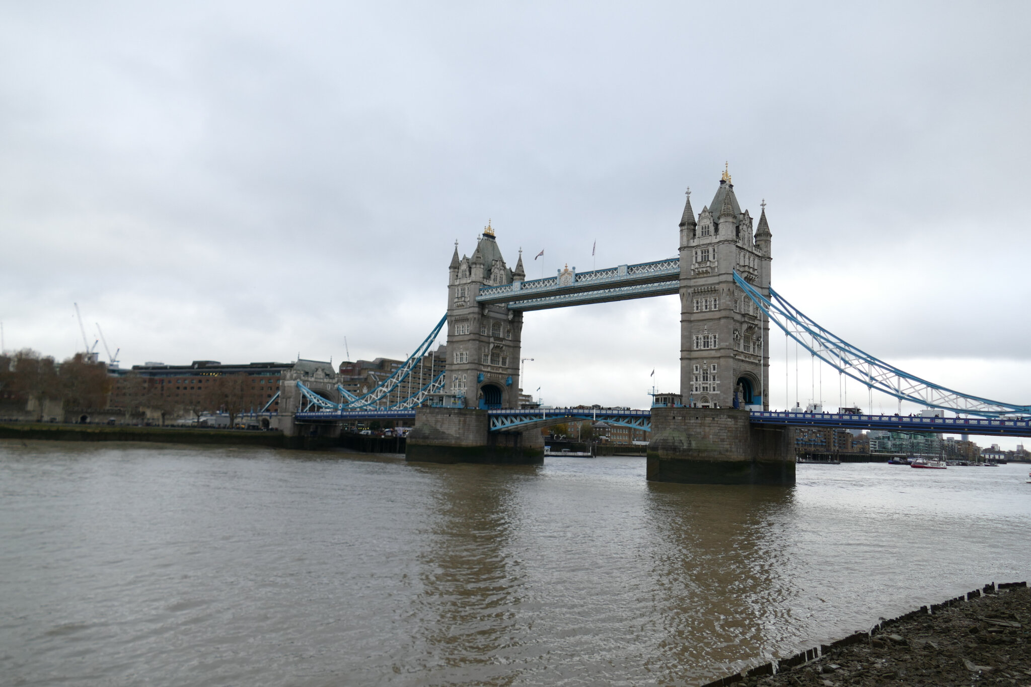 1er décembre 2018 - Tower Bridge