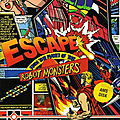 ESCAPE FROM THE PLANET OF THE ROBOTS MONSTERS
