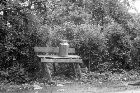 Dorfstillleben_1993