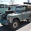 Land rover series ii type 88