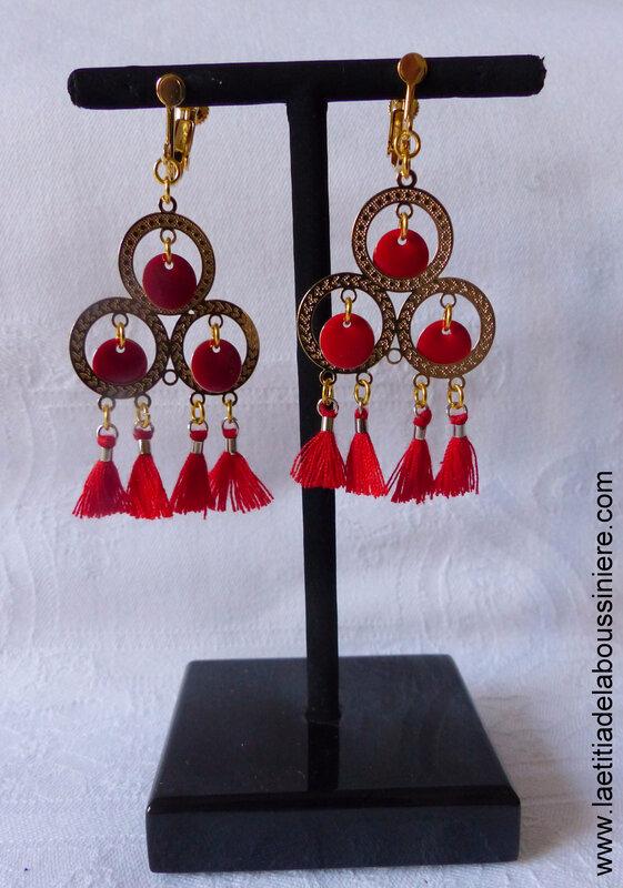 BO Philomène doré (rouge) - 21 €