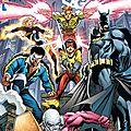 Urban dc batman saga 45