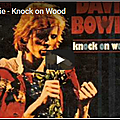 Knock on wood (partition sheet music)