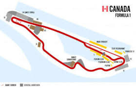 RACE DAY CANADA TRACK