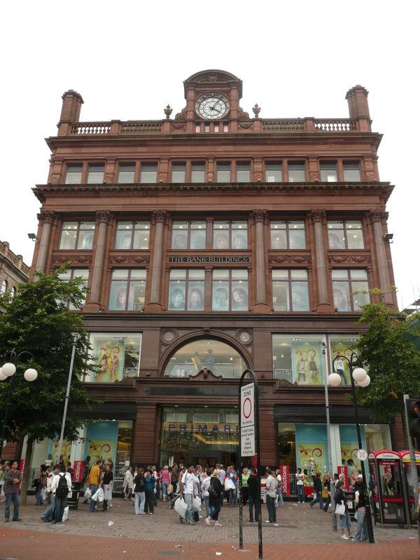 Belfast, centre-ville