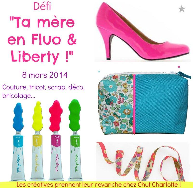 Défi Fluo Liberty_Chut Charlotte