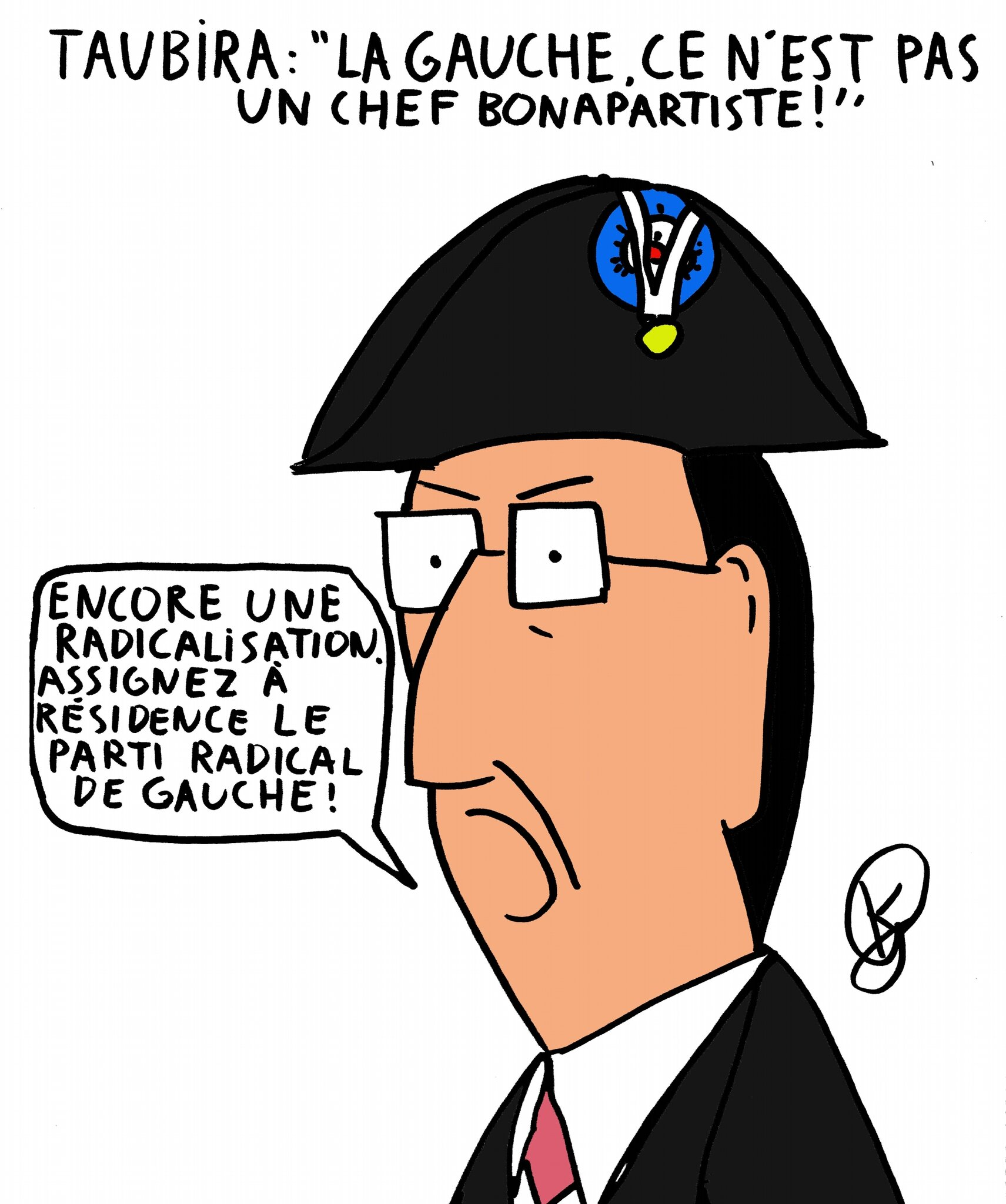 bonaparte-hollande