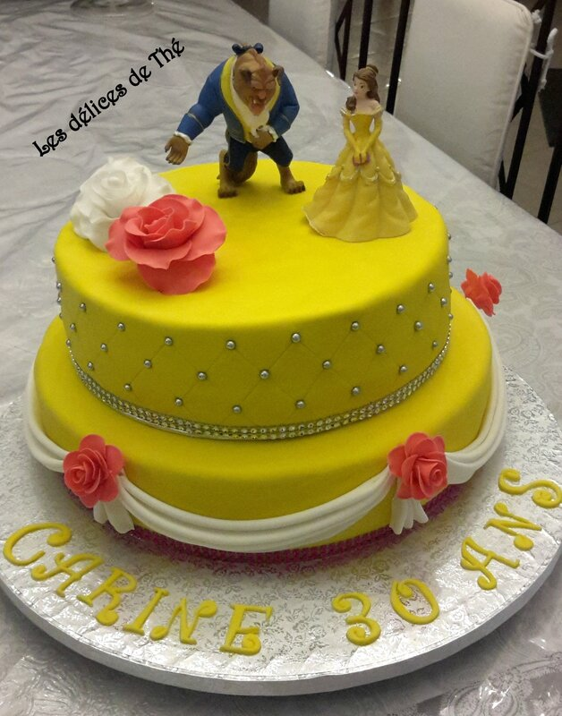 Wedding cake mon 1er en Nov 2015 (40)