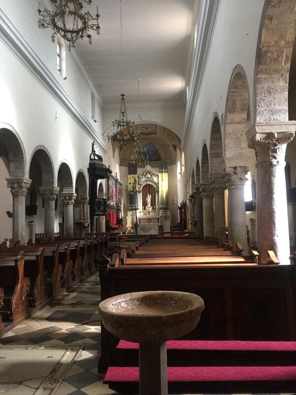 Krk, l'église, 10 mars 2020 (4)