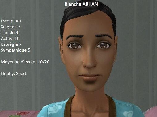Blanche Arhan