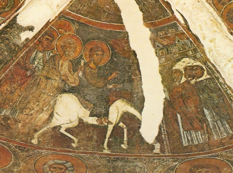 Entrée à Jerusalem - KRITSA - CRETE