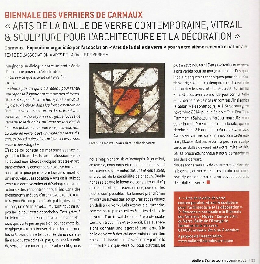 article magazine aaf ddv
