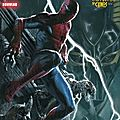 Panini marvel spiderman v6
