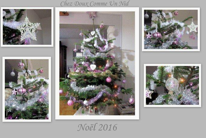 Noël 2016 Arbre et Déco