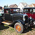 Citroën c4a scieuse à bois 1929