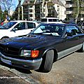 Mercedes 500 SEC (Retrorencard avril 2012) 01