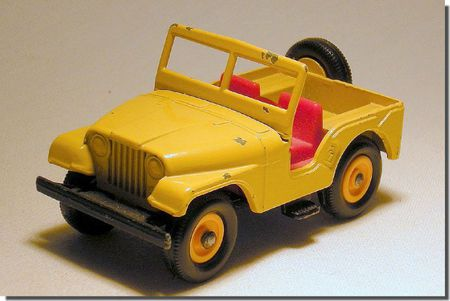 Lesney Matchbox 72 B 1