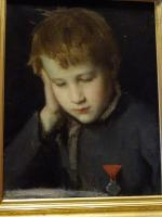 Jean Jacques Henner Paul Henner vers 1866