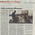 Chateau chinon article du journal du centre