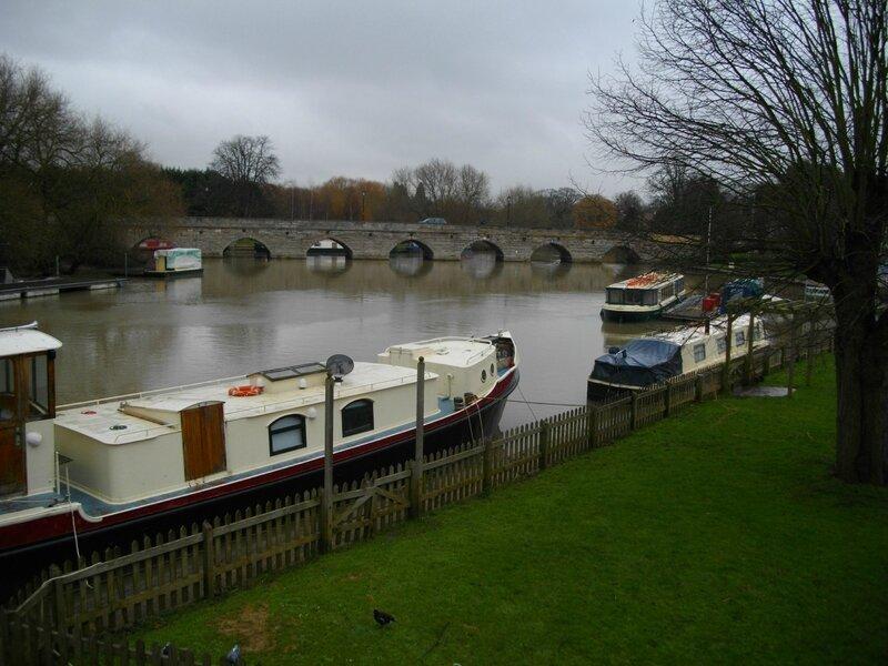 GB Stratford Bath Oxford Costwolds 01 14 -98