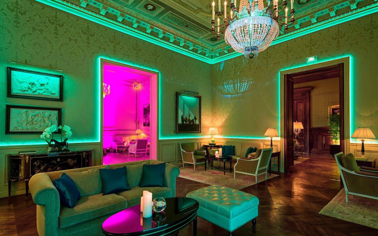 Paris, le Shangri Lounge trinque à la santé de tes amants!