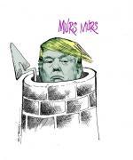 Trumpr et mur
