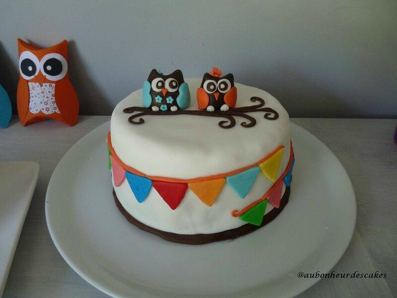 gâteau hibou (3)