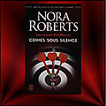Lieutenant eve dallas tome 43 : crimes sous silence (nora roberts)