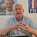 Bruno gollnisch : entretien du 24 août