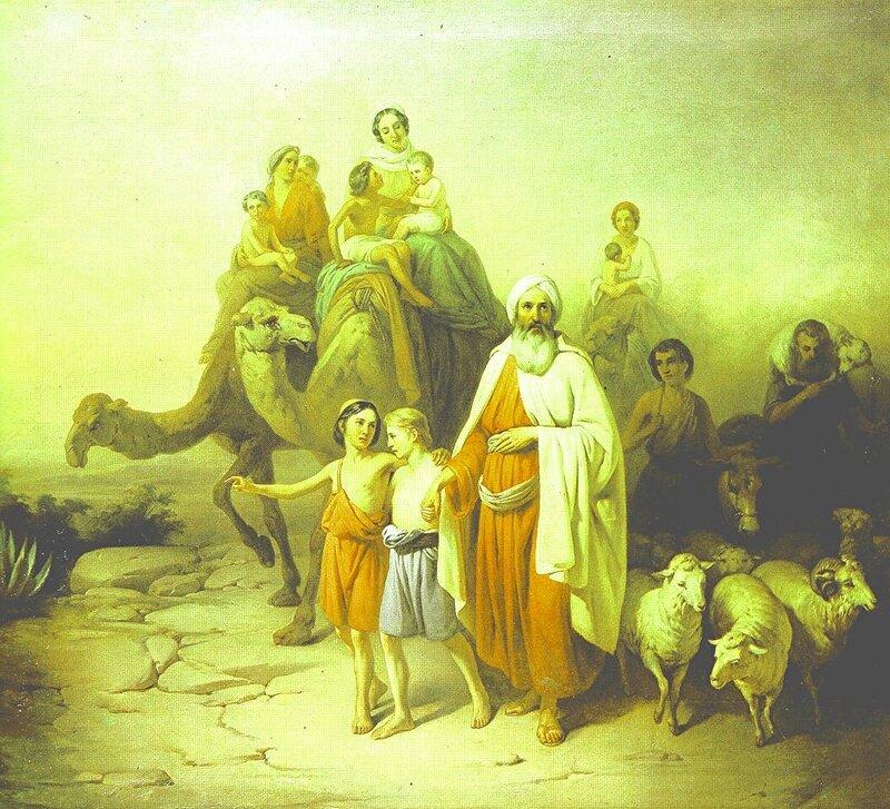 Abraham-le départ