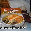 La bible de la cuisine chtimie des oursons gourmands